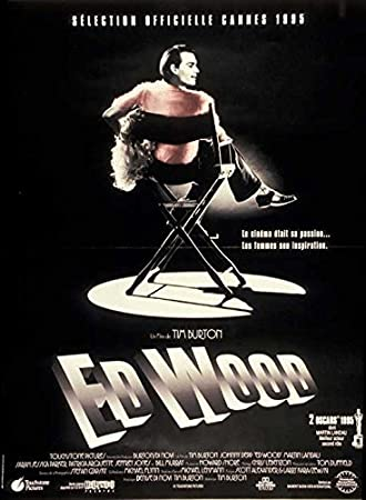 Image result for ed wood movie poster