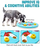 SCIROKKO Dog Puzzle Toy - Dog Smart Beginner