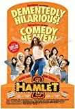 HAMLET 2 (2008) Original Authentic Movie Poster 27x40 - Double-Sided Steve Coogan - Catherine Keener - Joseph Julian Soria - Melonie Diaz