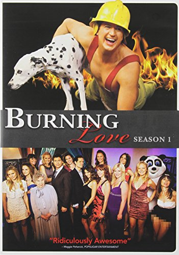 Burning Love: Season 1 by Paramount Home Entertainment