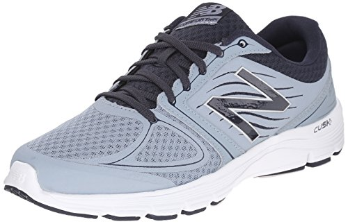 New Balance M575 Running Fitness - Zapatillas de deporte para hombre Gris/Azul marino