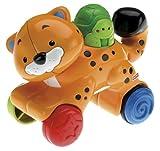 Fisher-Price Amazing Animals Press and Go Cheetah, Baby & Kids Zone