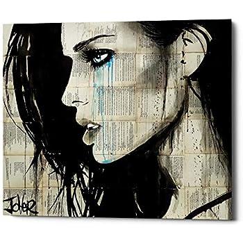 Amazon.com: Epic Graffiti Dreamer by Loui Jover Giclee ...