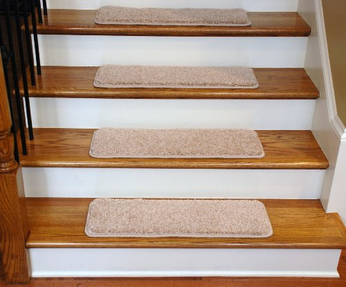 Dean Premium Serged DIY Carpet Stair Treads 27