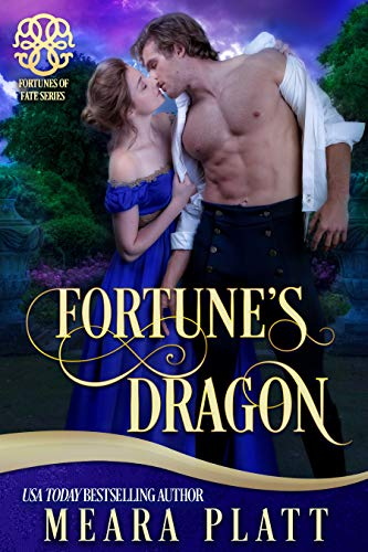 Fortune's Dragon (Fortunes of Fate Book 5) by [Platt, Meara, Fate, Fortunes of]
