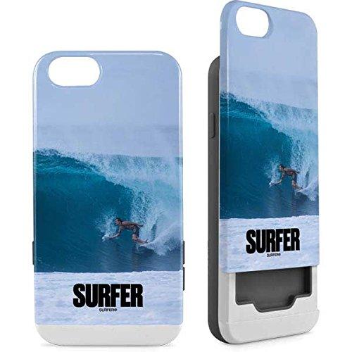 designer fashion 39ab8 f0185 Amazon.com: Surf iPhone 6/6s Case - SURFER Magazine Riding A Wave ...