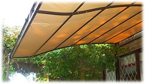 Garden Classics adstock pared Gazebo toldo 2, 5 x 2, 5: Amazon.es ...
