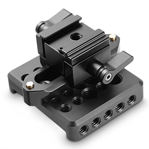 SMALLRIG Hot Shoe Mount Adapter Kit for C100/C100 MarkII/C300/C500 for sale  Delivered anywhere in USA