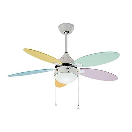 Tropicalfan Kids Ceiling Fan with LED Light For Children\'s ...