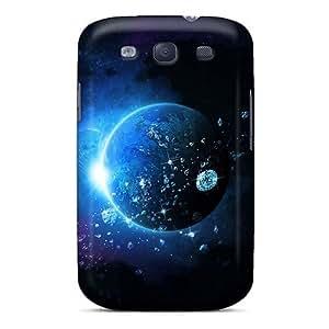New Almaz Holding Tpu Case Cover, Anti-scratch ZhxJN3783doAfH Phone Case For Galaxy S3