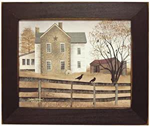 """Billy Jacobs """"Autumn Afternoon"""" Framed Print"""