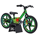 STACYC 12 E-Drive Non-Brushless, Zany Green Senge