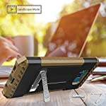 Galaxy S8+ Case, Autumn Camouflage Tree CAMO Real Woods TRI-Shield Rugged CASE Cover with Magnetic Kickstand + Lanyard Strap + Credit Card Wallet Slot for Samsung Galaxy S8 Plus Phone (SM-G955), S8+ 12 COMPATIBILITY: