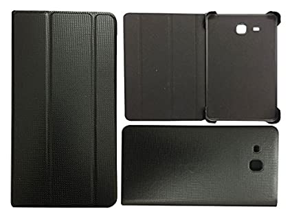 CELZO Tablet Leather Flip Cover for Samsung Galaxy J Max  7.0  T285