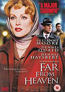 Far From Heaven [Reino Unido] [DVD]: Amazon.es: Julianne