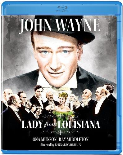 Lady From Louisiana [Blu-ray]