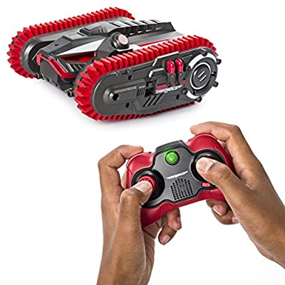 Air Hogs Robo Trax All Terrain Tank, RC Vehicle with Robot Transformation: Toys & Games