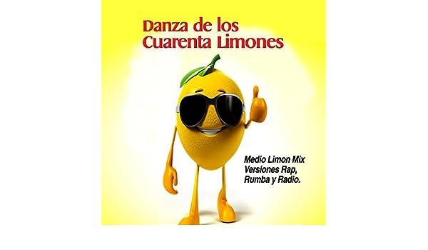 Danza de los Cuarenta Limones (Versión Radio) by Vitamina C on Amazon Music - Amazon.com