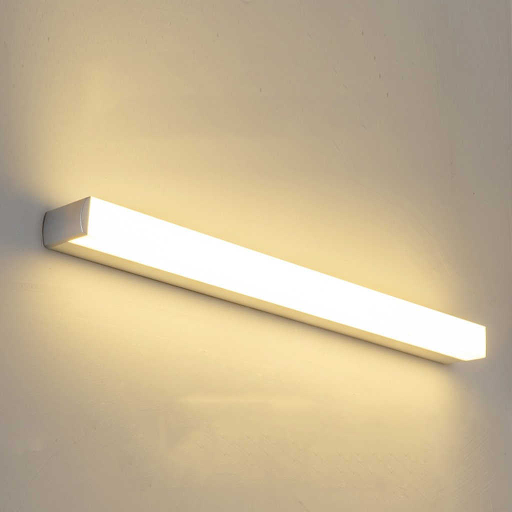 &Badezimmerbeleuchtung LED-Spiegel-Frontlicht-Toilette-moderne Badezimmer-Wand-Lampen-Eitelkeits-Spiegel-Toiletten-Spiegel-Lampe Licht (Größe   40cm)