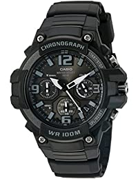 Men's 'Heavy Duty Chronograph' Quartz Stainless Steel and...