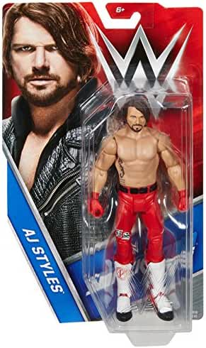 WWE Superstars AJ Styles Action Figure, 6