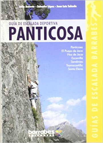 Panticosa - guia de escalada deportiva -: Amazon.es: Aa.Vv ...