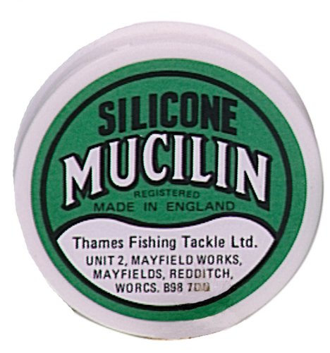 ACCESSORIES - Mucilin Silicone Line Dressing - (Fly Line Dressing)