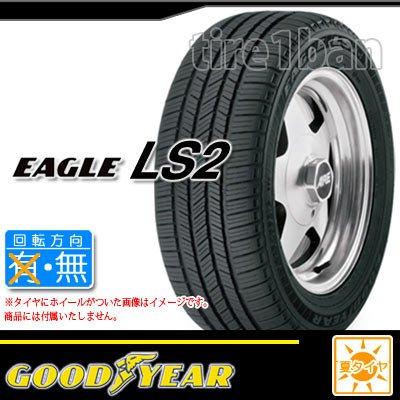 グッドイヤー イーグル LS2 265/50R19 110V XL N0 ポルシェ承認タイプ サマータイヤ B06XT1Z7W6