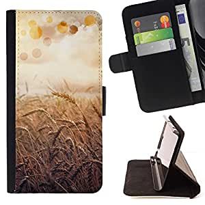 For Huawei Ascend P8 Lite (Not for Normal P8) Case , Catcher- la tarjeta de Crédito Slots PU Funda de cuero Monedero caso cubierta de piel
