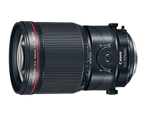 Canon 135mm f/4L Macro -Tilt-Shift DSLR Lens