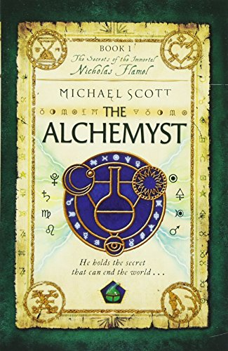 The Alchemyst - The Secrets Of The Immortal Nicholas Flamel