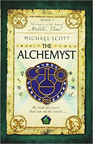 Book The Alchemyst: Book 1 (The Secrets of the Immortal Nicholas Flamel)