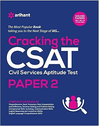 CSAT prelims paper-2
