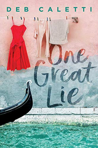 Book Cover: One Great Lie