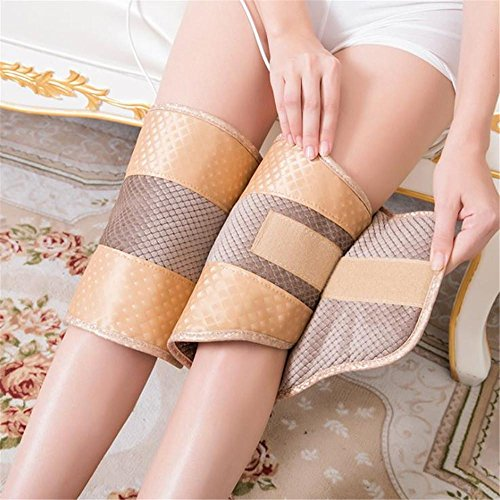 Electric heating warm knee pads, protect the joints, relieve leg pain and fatigue by GJX (Image #2)