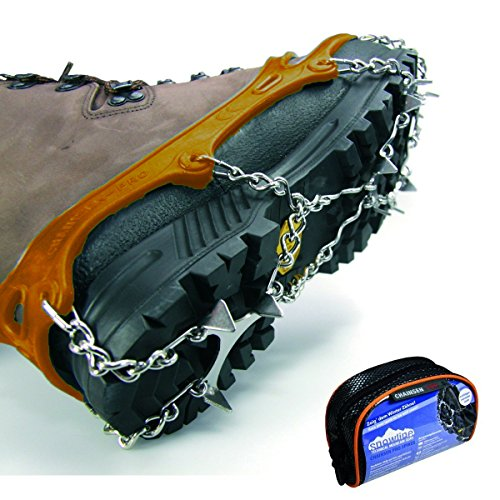 Snowline stud Spikes Chainsen Pro S orange by Snowline
