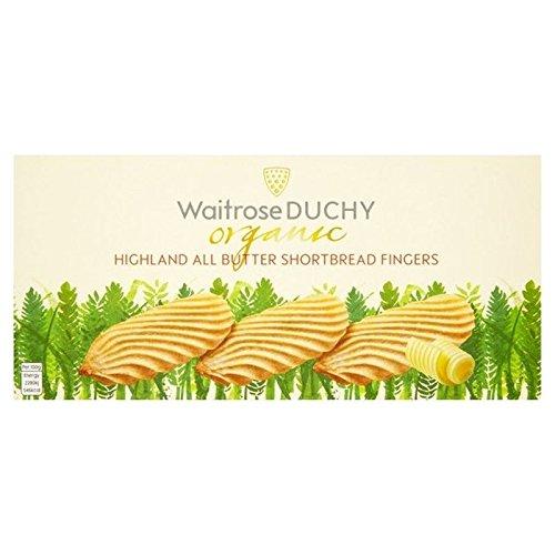 - Duchy Organic Butter Shortbread Fingers 160g