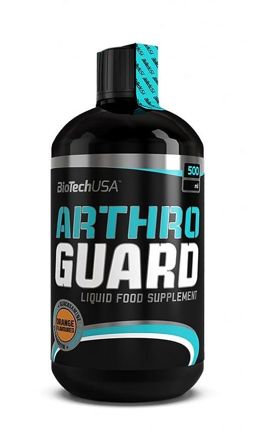 Biotech USA Arthro Guard Liquid Cuidado de las Articulaciones Sabor Naranja - 500 ml