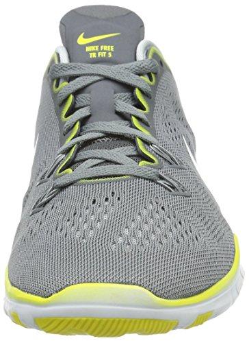 NikeFree 5.0 TR Fit 5 - Scarpe Running Donna Grigio (Greygrey)