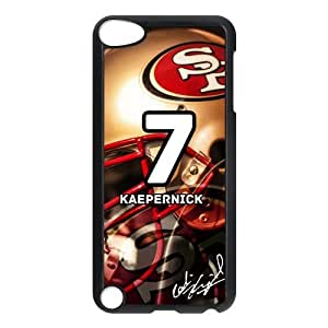 NFL San Francisco 49ers Colin Kaepernick Ipod Touch 5 Case Cover Slim-fit Hard Cover Case