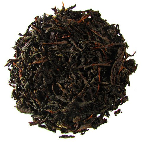Organic Ceylon (Sri Lanka) Black Tea 2oz Tin (approx. 30 servings) (Tin Ounce Large 2)