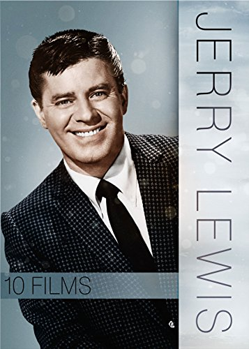Jerry Lewis 10 Film Collection