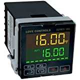 Dwyer 16G 1/16 DIN Temp/Proc Loop Controller, 16G-33-32, Input Retrans & Remote SP Outputs