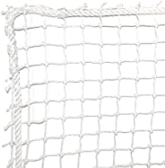 Dynamax Sports High Impact Golf Barrier Net, White, 10X15-ft