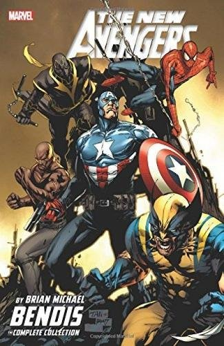 New Avengers by Brian Michael Bendis: The Complete Collection Vol. 4 (The New Avengers: The Complete Collection)