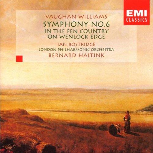 vaughan williams symphony 6 - 8