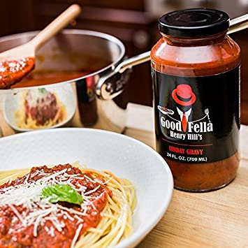 Gourmet Italian Pasta Sauce by Goodfella Henry Hill - All Natural Homemade Marinara Prime Pantry-