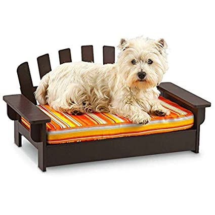 Astounding Amazon Com Pet Chair Wooden Cat Sofa Dog Couch Porch Bed Interior Design Ideas Oxytryabchikinfo