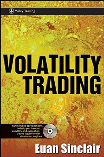 Volatility Trading CD ROM Euan Sinclair product image