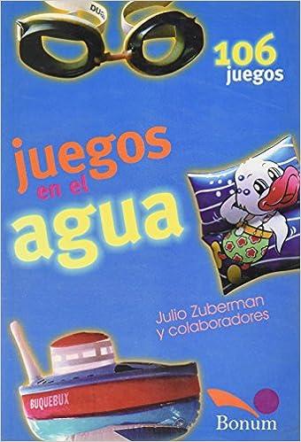 Book Juegos En El Agua (Juegos / Games)